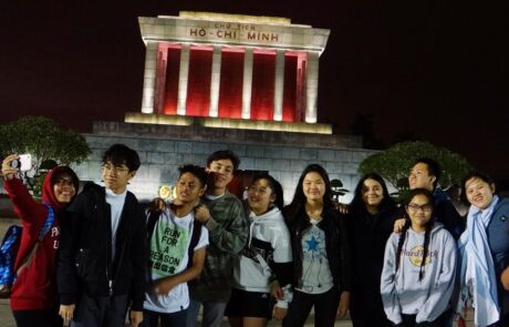 Secondary Year Students Vietnam Excursion 2