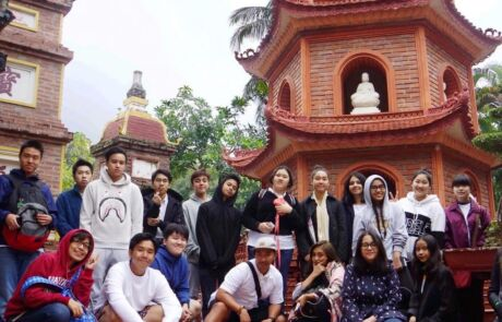 Secondary Year Students Vietnam Excursion 3